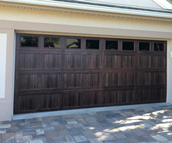 Halls Garage Doors Residential Home Styles