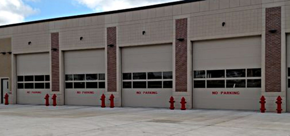 Hall S Garage Doors Commercial Styles In Roanoke